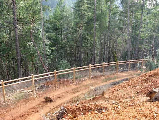 Post Rail